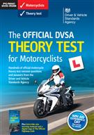 The Official DVSA Theory Test for Motorcyclists DVD-ROM  - Front