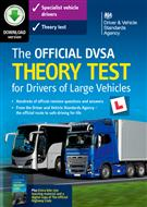 The Official DVSA Theory Test for Drivers of Large Vehicles Download - Front