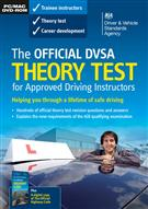 The Official DVSA Theory Test for Approved Driving Instructors DVD-ROM - Front
