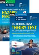 The Official DVSA Theory Test for Approved Driving Instructors DVD-ROM Pack - Front