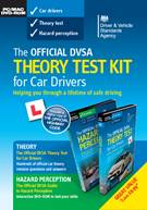 The Official DVSA Theory Test Kit for Car Drivers DVD-ROM