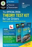 The Official DVSA Theory Test Kit for Car Drivers download - Front