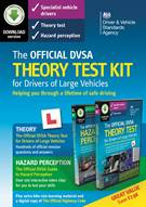 The Official DVSA Theory Test Kit for Dr - Front