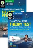 The Official DVSA Theory Test for Approved Driving Instructors Download Kit  - Front