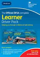 The Official DVSA Complete Learner Driver Pack - Front