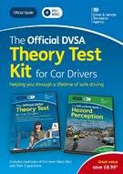 The Official DVSA Theory Test Kit for Car Drivers DVD-ROM Pack