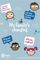 My Family's Changing – Younger Children - Front