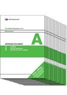 The Building Regulations: Complete Set of Approved Documents