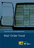 Food Industry Guide to Good Hygiene Practice: Mail Order Food (PDF) - Front