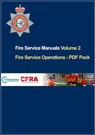 Fire Service Manuals - Volume 2 - Front