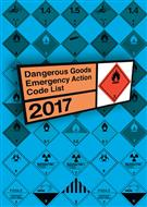 Dangerous Goods Emergency Action Code List 2017 - Front