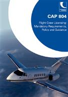 CAP 804: Flight Crew Licensing: Mandatory Requirements, Policy and Guidance 2013 - Front