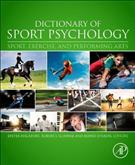 Dictionary of Sport Psychology: Sport, E - Front