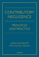 Contributory Negligence: Principles and  - Front