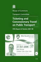Ticketing and Concessionary Travel on Public Transport - Front