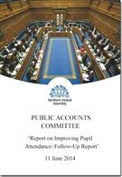 Report On Improving Pupil Attendance: Follow-Up Report - Front