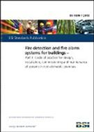 Fire detection and fire alarm systems for buildings (BS 5839-1 : 2013) - Front