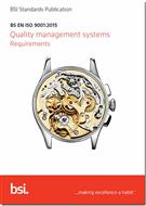 BS EN ISO9001:2008 Quality Management Systems - Requirements