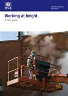 Working At Height - A Brief Guide, INDG401 - Front