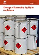 Storage Of Flammable Liquids In Containers, HSG51 - Front