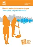 Health And Safety Made Simple, INDG449 - Front