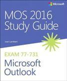 MOS 2016 Study Guide for Microsoft Outlo - Front