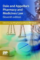 Dale and Appelbe's Pharmacy and Medicines Law - Front