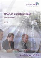 HACCP: A Practical Guide (Fourth Edition)  - Front