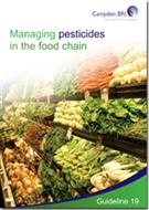 Managing Pesticides in the Food Chain, 3rd Edition 2013 - Front