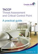 TACCP (Threat Assessment and Critical Control Point): A Practical Guide 2014 - Front