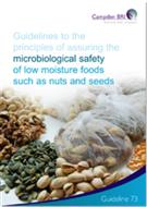 Guidelines To The Principles Of Assuring The Microbiological Safety Of Low Moisture Foods Such As Nuts And Seeds 2014 - Front
