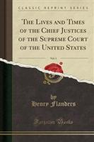 The Lives and Times of the Chief Justice - Front