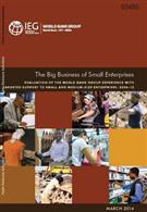 The Big Business of Small Enterprises - Front