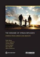 The Welfare of Syrian Refugees - Front