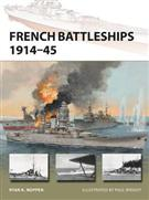 French Battleships 1914-45 - Front