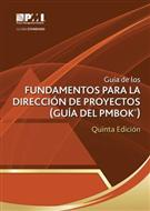 A Guide to the Project Management Body of Knowledge (PMBOK® Guide) - Fifth Edition - Spanish Translation  - Front