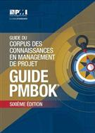 A Guide to the Project Management Body of Knowledge (PMBOK® Guide) - French Translation - Front
