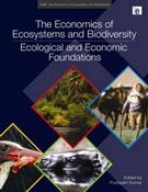 The economics of ecosystems and biodiver - Front