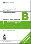 Approved Document B: Fire Safety, Volume 1 Dwellinghouses (2013 Edition) - Front