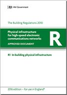 Approved Document R: Physical Infrastructure For High-Speed Electronic Communications Networks - Front
