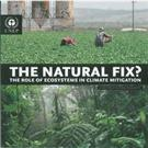 The natural fix?: the role of ecosystems - Front