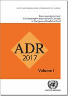 ADR Applicable as from 1 January 2017 - Front