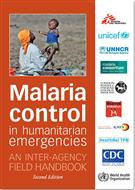 Malaria Control in Humanitarian Emergencies - Front
