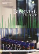 International Agency For Research On Cancer Biennial Report 2012-2013 - Front