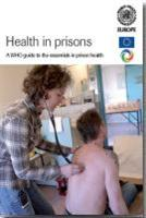 Health in Prisons - Front