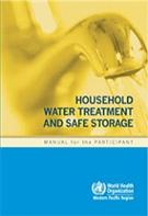 Household Water Treatment and Safe Storage  - Front