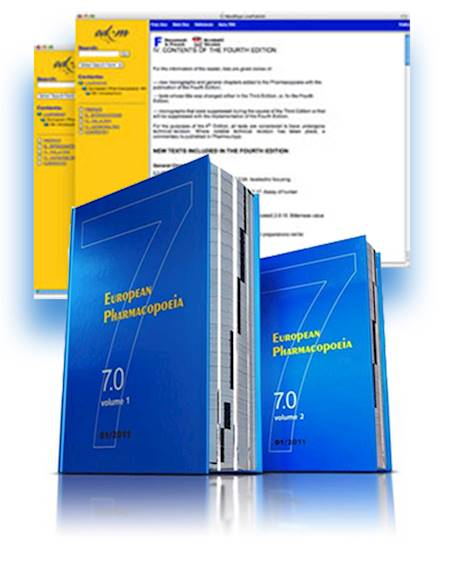 European pharmacopoeia 7th edition pack 2 printonline english european pharmacopoeia 7th edition front larger image fandeluxe Gallery