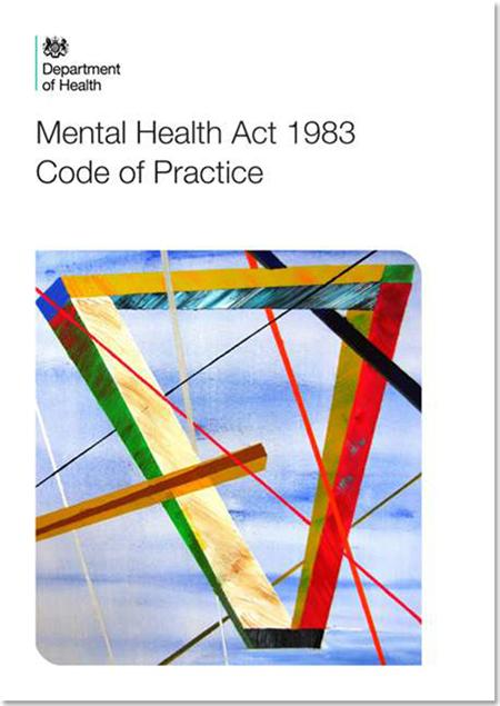 Mental health act 1983 code of practice 2015 revision price 2150 fandeluxe Image collections