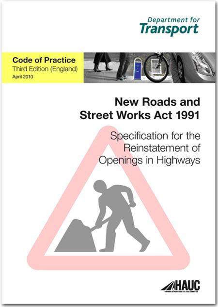 Specification for reinstatement of openings in highways third price 3900 fandeluxe Choice Image