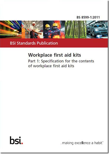 TSO Shop - Workplace First Aid Kits - Part 1: Specification